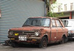 Datsun Sunny (rvandermaar) Tags: datsun sunny b110 datsunsunny nissansunny nissan sunnyb110 taiwan rvdm