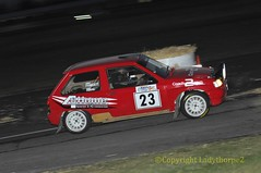 00034_©Copyright Ladythorpe2Christmas Stages - Darlington  District MC (ladythorpe2) Tags: swift signs christmas stages rally 27th december 2016 16 rob snowden tommy rogers malton motor club ford escort mk2 2500cc 12 dave hornbrook matthew sample whitby dmc mitsubishi evo 4 23 andrew fawcett northallerton chris purvis tynemouth vauxhall nova 1400