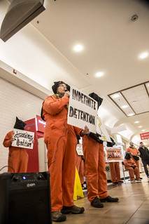 Helen Schietinger Tells the Story of a Guantánamo Detainee in the Union Station Food Court