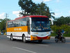 Yellow Bus Line A-125 (Monkey D. Luffy ギア2(セカンド)) Tags: bus mindanao photography philbes philippine philippines photo photograhy phillipine enthusiasts society hi hino