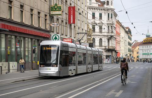 Graz tramway: Variobahn # 213