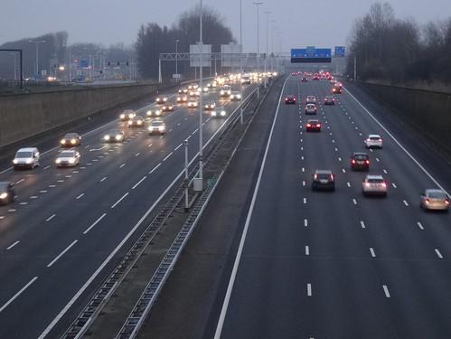 A12 near Gouda