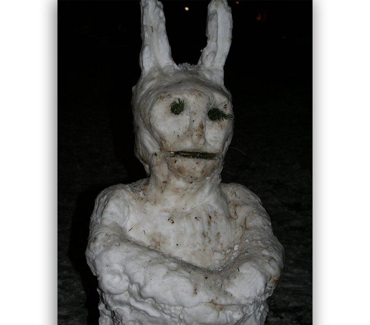 Οι πιο ανατριχιαστικοί χιονάνθρωποι! Θα εύχεσαι να λιώσουν όσο πιο γρήγορα γίνεται!