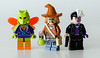 (More) Foes of the Bat (Mr_Red_2001) Tags: lego dc scarecrow twoface killermoth batman