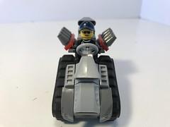Loud Recon (KGoodlow) Tags: lego tracks treads engine atv