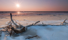 DSC_5465 (Adam Gołąbiewski) Tags: sunset hel peninsula poland pomeranian sun hitechreverse gnd cokin