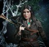 Lara Croft (MiskatonicNick) Tags: laracroft tombraider rise swtoys actionfigure 16 sixthscale playscale
