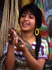 TE GUSTA MI CULEBRITA????? (ADRIANO ART FOR PASSION) Tags: equador serpente snake culebra ragazza india chica girl scansione scan epson v550 1985 olympus om2 sorriso smile sonrisa villaggio selva amazzonia