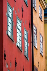 Gamla Stan (Walter Quirtmair) Tags: ifttt 500px gamla stan old town stockholm sweden quirtmair red facade