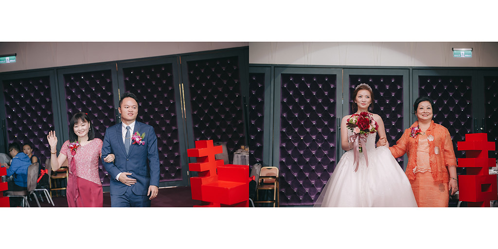 [台中婚攝] 繼葦 & 羽菲 / 雙囍婚宴會館