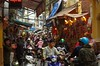 Old Quarter, Hanoi (Hanoi North End) Tags: hànội hanoi việtnam vietnam oldquarter packed crowded busy trafficjam scooter moped motorbike pentax k30 pentaxda50mmf18 pentaxlife 810000 967