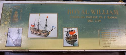 Ship Model ($300.00)