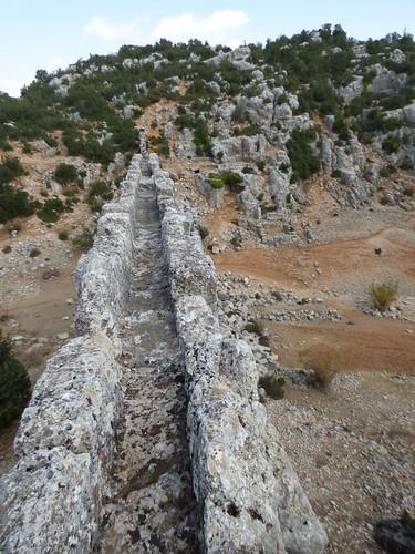 Olba - aqueduct (2)