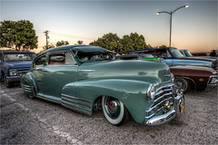1948 chevy fleetline (pixel fixel) Tags: 1948 blvdbombscc bobsbigboy broiler chevrolet downey fleetline fundraiser fundraiserforoscar green