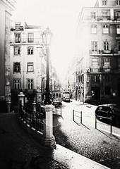 Lisbon (mgkm photography) Tags: lisbonarua lisboa portugal europeanphotography monochrome pretoebranco blancoynegro blackwhitephotos blackandwhitephotography blackandwhite urban urbanphotography streetshot streetphotography fotografiaurbana calle ilustrarportugal lisboanarua streettogs bnw