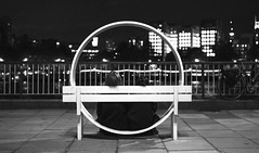 Friends (Illogical.) Tags: street london southbank city friends sony a7r bench