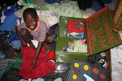 Gerehad en zijn nieuwe kist
