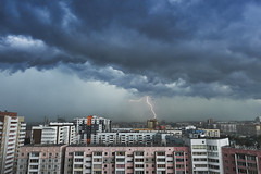 Thunder @ Lighting (is_elektra) Tags: lighting thunder chelyabinsk  d4s nikond4s