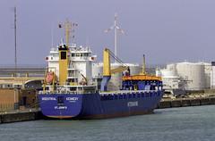 Industrial Kennedy (2010kev) Tags: belgium zee industrialkennedy mvindustrialkennedy