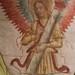 Ange crypte romane (XIe-XIIe), Duomo, Trévise,  Vénétie, Italie.