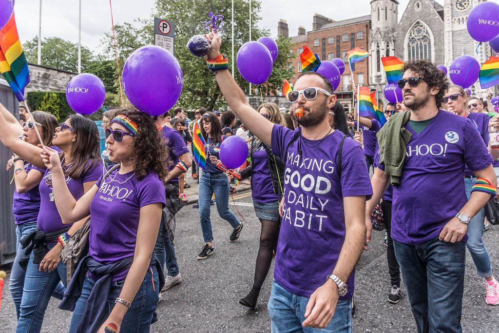 DUBLIN PRIDE 2015 [ YAHOO! WERE THERE - WERE YOU?]-106293