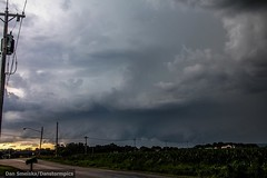 Supercell Thunderstorms 7-13-2015 (Dan's Storm Photos & Photography) Tags: sunset sky nature weather hail clouds skyscape landscape landscapes rainbow sunsets shelf thunderstorm beavertail skyscapes convection thunderstorms cumulonimbus anvi updraft mammatus meso mammatusclouds supercell rfd wallcloud wallclouds inflow mesocyclone anvils shelfcloud supercellthunderstorm severethunderstorm supercells updrafts severethunderstorms shelfclouds rearflankdowndraft pileuscloud hailcore hailbow inflowtail pileuscapcloud supercellthunderstorms