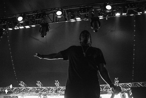 Pusha T - #WirelessFestival - #L7Upfront