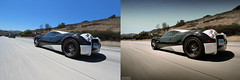 "Before and after of the huayra on the pagani rally • <a style=""font-size:0.8em;"" href=""http://www.flickr.com/photos/101497808@N07/19868135113/"" target=""_blank"">View on Flickr</a>"