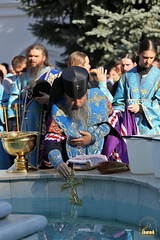 66. The blessing of water on the day of the Svyatogorsk icon of the Mother of God / Водосвятный молебен в день празднования Святогорской иконы Божией Матери