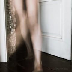 DSC_0018-11 (Alice Marinelli) Tags: door longexposure house girl contrast speed myself movement nikon shadows darkness legs room fear running indoors inside smoothness