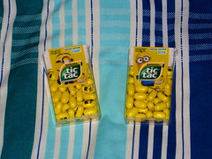 Banana Flavoured Tic Tacs! (RS 1990) Tags: cute australia banana promotional limitededition tictac flavour minions 2015