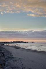 Nantasket Beach (Tim Pierce) Tags: sunset summer beach massachusetts hull nantasket bostonist
