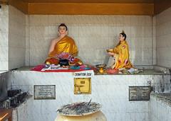 "PB140566-a (photozaki) Tags: india ""sujata kuti"" ""mahabohi temple"" ""mahabodhi mahavihara temple ""buddhist buddha buddhism ""bodhi tree"" bodhgaya gaya buddhist monk monks ashoka enlightenment ""vajrasan diamond throne"""