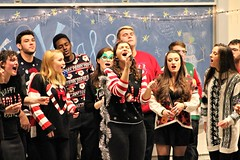 Vocal Suspects (dailycollegian) Tags: mayankmishra vocal suspects acapella singing herter hall 231 umass amherst christmas