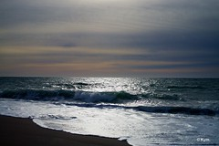 State of Mind/Surrender... (Kym.) Tags: andalucía andalusia day4 nerja sea sky spain stateofmind wave landscape