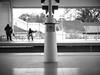 Train Station (HQ Tang) Tags: 58mm epl2 helios442 legacy lensturbo m42 m43 olympus vintage zhongyi f2