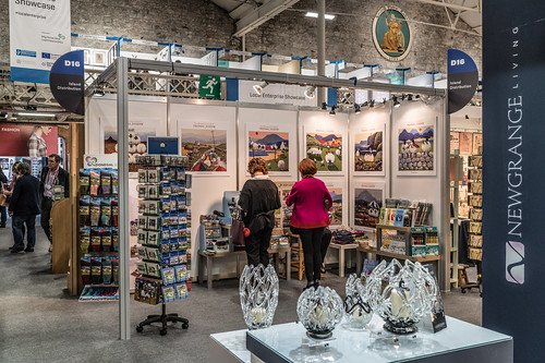 SHOW CASE 22-25 JANUARY 2017 AT THE RDS [RANDOM IMAGES BY WILLIAM MURPHY]-124467