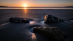 Sunrise in Bull Island - Dublin, Ireland - Landscape photography