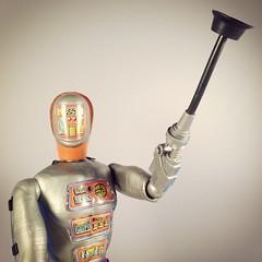 Maskatron Super Suction Arm (WEBmikey) Tags: toys sixmilliondollarman smdm kenner maskatron
