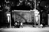 Waiting (風傳影像 SUNRISE@DAWN photography) Tags: 135film 35mmfilm autorokkorpf58mmf14 bw bnw bwmonochromatic ilfordpan400 minoltasrt101black analogue blackandwhite filmcamera monochrome shot1600