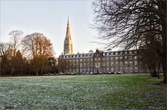 St. Mary's on a Winter Morning