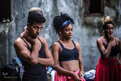 Preparation (priscellie) Tags: cuba cubacollection dancer dancers dancing afrocuban afrocaribbean caribbean athlete athletic passion energy art fineart political history color performer performance performing havana lahabana centrohabana
