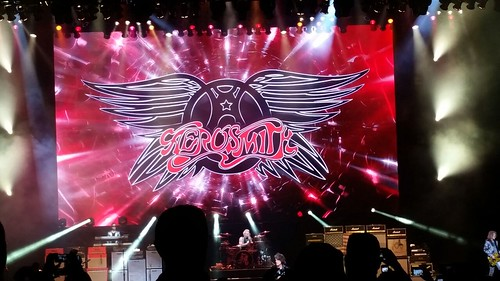 Catering: Aerosmith