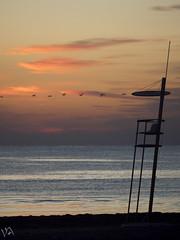 Amanecer mediterraneo (:) vicky) Tags: amanecer mediterraneo malvarrosa valencia españa