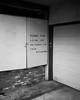 (wigmore126) Tags: kodaktrix nikonfm epsonv500 doorway bathroom signs analog blackandwhiteonly blackandwhite sanfrancisco humor funny sign