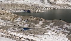Lago di Molveno (lorenzapanizza) Tags: 2017 molveno svuotamento lakemolveno valdinon parcoadamellobrenta lago alpino attraction beautiful people lake