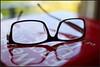 The way we were... (Mike Goldberg) Tags: glasses dictionary stilllife metaphor nikond5300 bokeh jerusalem mikegoldberg