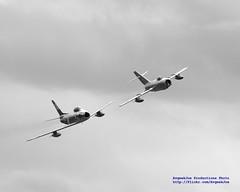 B&W of F-86 & MiG-15 In Tight (AvgeekJoe) Tags: bw blackwhite blackandwhite f86 f86sabre f86f f86fsabre fu834 jolleyroger mig15 migmig15 migmig15bis mig15bis mikoyangurevichmig15bis nx186am nx87cn northamericanaviation northamericanf86fsabre northamericansabre notheramericanf86 planesoffame stevehinton warbirds aircraft airplane aviation jet militaryjet plane warbird