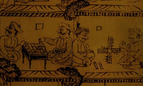 """Chaturanga-makruk / Escenarios y artefactos de recreación meditativa en lndia y el sudeste asiático • <a style=""""font-size:0.8em;"""" href=""""http://www.flickr.com/photos/30735181@N00/32481352616/"""" target=""""_blank"""">View on Flickr</a>"""