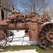 Case Antique Tractor